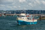 2016, Alan Baseley, Boat, Brixham, Digital Images, Ferry, Harbour, Sea, Torbay, Western Lady