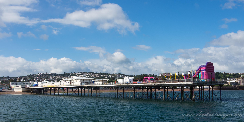 Pier in September 2015