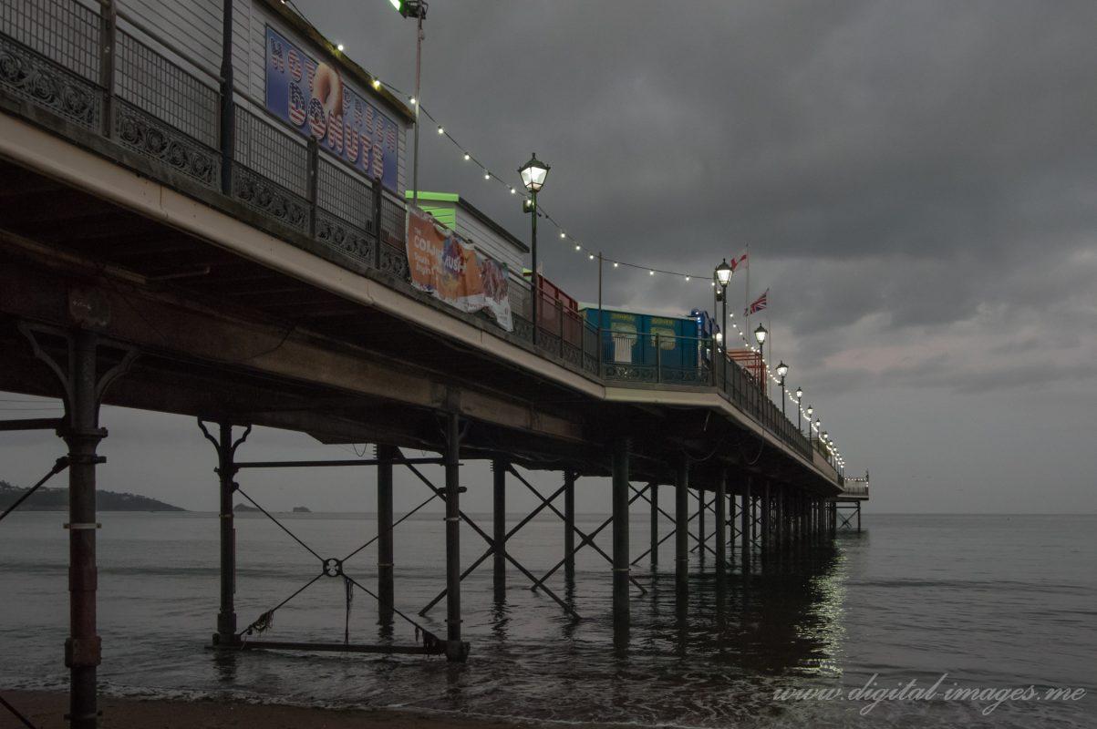 Pier Evening