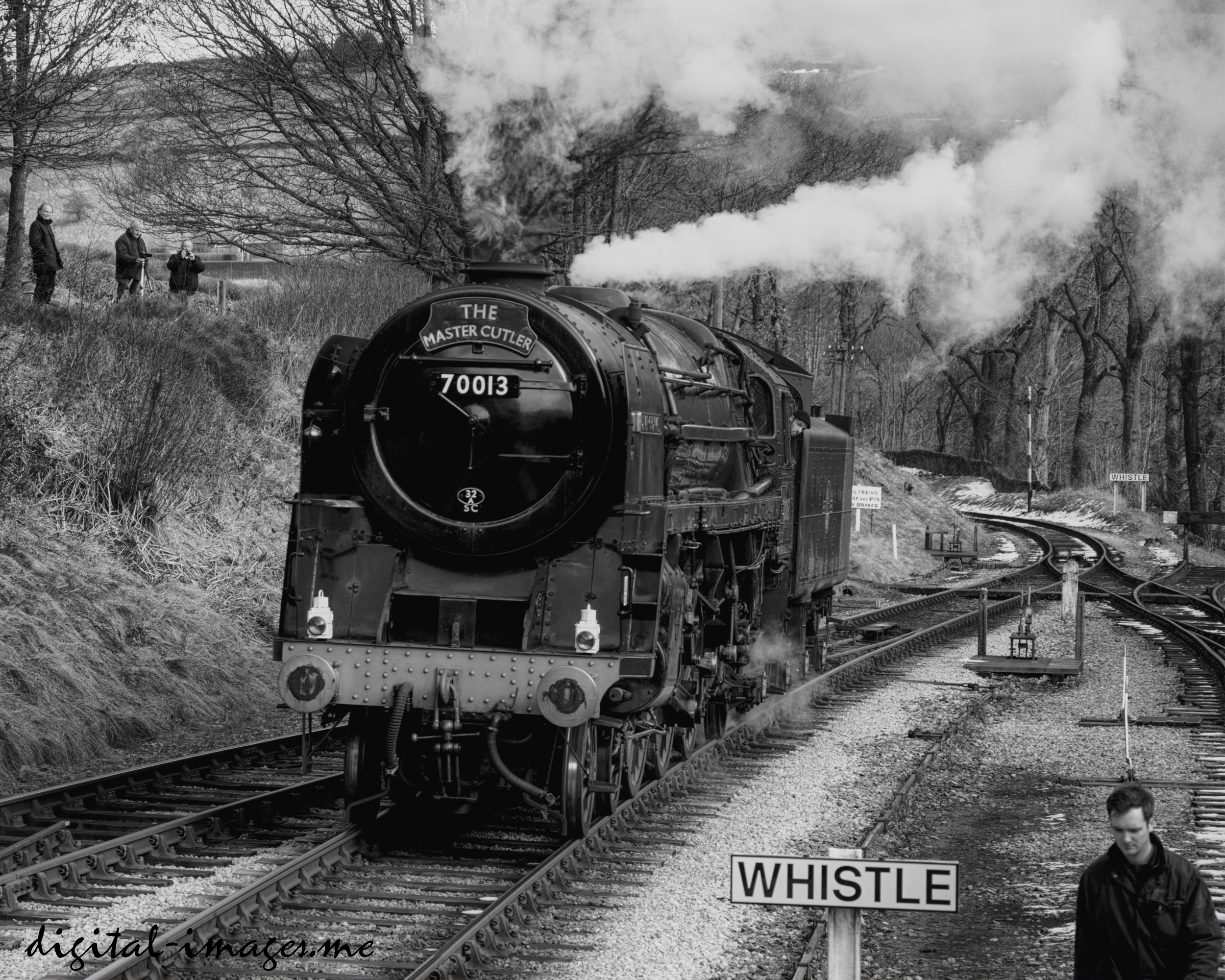 Worth Valley Railway Winter Steam Gala 2018