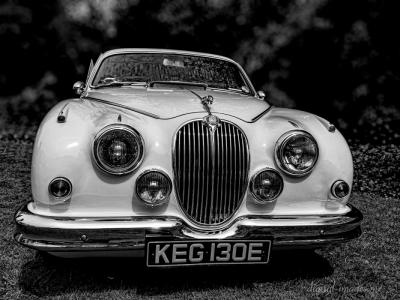 Jaguar 3.8 litre Mono