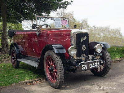 Jowett 7 Long Tourer